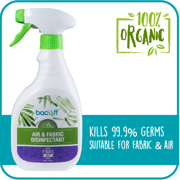 Air & Fabric Disinfectant