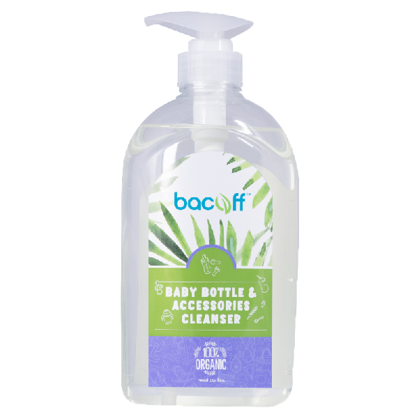 Baby Bottle & Accessories Cleanser