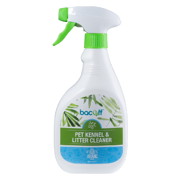Pet Kennel & Litter Cleaner